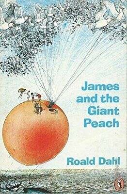 £3.59 • Buy James And The Giant Peach By Dahl, Roald Paperback Book The Cheap Fast Free Post