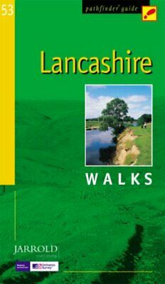 Lancashire: Walks (Pathfinder Guide) By Terry Marsh Paperback Book The Cheap • 10.99£