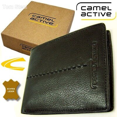 CAMEL ACTIVE   / Wallet / Purse /  Leather / Brand New • 35.05£