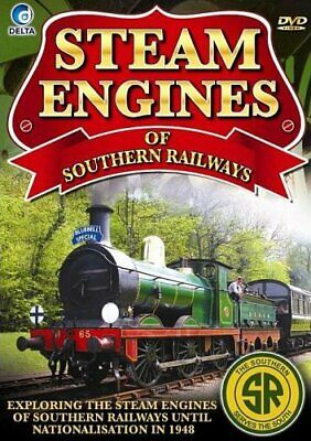 £3.49 • Buy Steam Engines Of Southern Railway [DVD] [2009] - DVD  E2VG The Cheap Fast Free