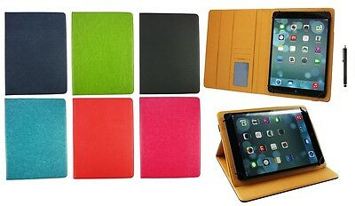 £6.99 • Buy Universal Wallet Case Cover Fits Hannspree 101 Helios 10.1 Inch Tablet PC