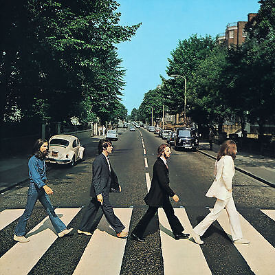 £3.99 • Buy The Beatles...ABBEY ROAD.. Retro Album Cover Poster Various Sizes
