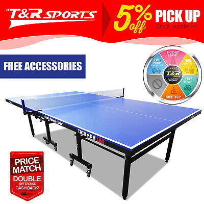 AU577.99 • Buy Primo 188 Outdoor Table Tennis Tables Ping Pong Table Home Yard Outside
