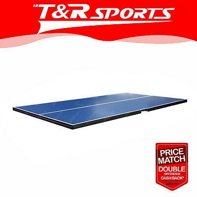 AU349.99 • Buy Standard Size Tennis Ping Pong Table Top - 19MM Thickness Free Bats Balls Net