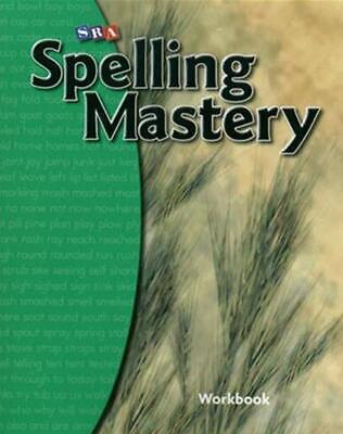AU33.34 • Buy SRA Spelling Mastery: Level B By McGraw-Hill Education (English) Paperback Book