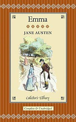 Emma (Collector's Library) By Austen, Jane Hardback Book The Cheap Fast Free • 4.88£
