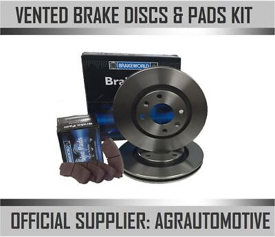 $138.62 • Buy OEM SPEC FRONT DISCS AND PADS 269mm FOR MAZDA MX5 1.8 (SPORT)(LSD) 2001-05