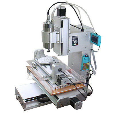 $ CDN3174.88 • Buy ChinaCNCzone HY-TB5 5-axis CNC Router Engraver (1500 W)