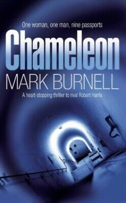 £4.49 • Buy Chameleon By Burnell, Mark Paperback Book The Cheap Fast Free Post