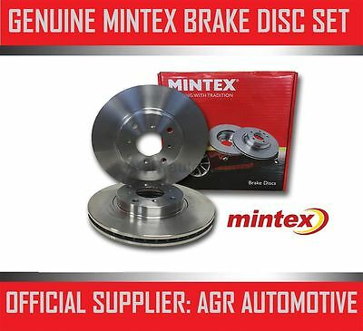AU114.98 • Buy Mintex Front Brake Discs Mdc2083 For Mini 1.6 Supercharged Works 2001-07