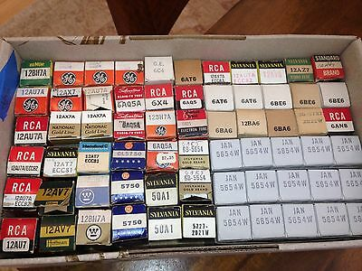 $ CDN16.94 • Buy RCA GE Hoffman 12AV7 Tube NOS Free Shipping Silvertone Radio TV