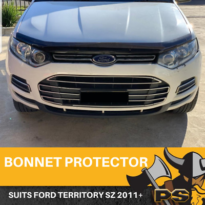 AU79 • Buy Bonnet Protector For Ford Territory SZ 2011-2018 Tinted Guard