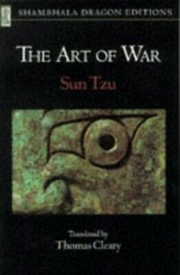 The Art Of War By Tzu, Sun Paperback Book The Cheap Fast Free Post • 5.99£