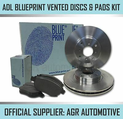 AU153.73 • Buy BLUEPRINT FRONT DISCS AND PADS 294mm FOR MINI R53 1.6 SUPERCHARGED WORKS 2003-06