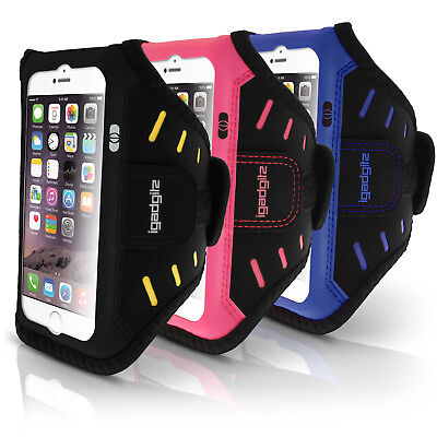 Fitness Sports Armband For Apple IPhone 6 & 6S 4.7  Running Jogging Gym Cover • 2.89£