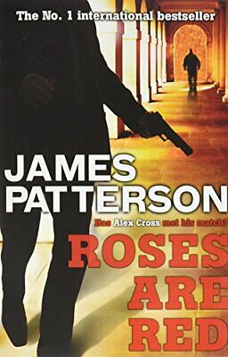 £7.99 • Buy Roses Are Red (Alex Cross) By Patterson, James Paperback Book The Cheap Fast