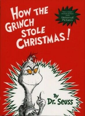 £5.49 • Buy How The Grinch Stole Christmas! (Dr. Seuss Storybooks) By Seuss, Dr. Book The