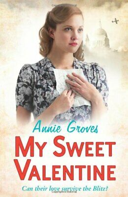 £12.99 • Buy My Sweet Valentine (Article Row) By Annie Groves Book The Cheap Fast Free Post