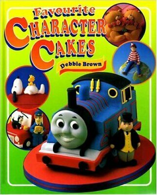 £2.29 • Buy Favourite Character Cakes By Brown, Debbie Book