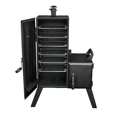 $269.99 • Buy Vertical Charcoal Smoker Bbq Grill Pit Outdoor Backyard Meat Cooker 1,176 Sq In