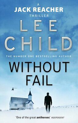 Without Fail: (Jack Reacher 6) By Child, Lee Paperback Book The Cheap Fast Free • 4.69£