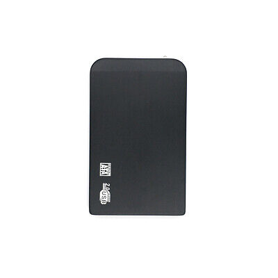 £14.88 • Buy New 250GB External Portable 2.5  USB Hard Drive HDD With Warranty Black