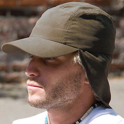 £6.95 • Buy Result Legionnaire Cap Holiday Baseball Hat Neck Holiday Sun Protection (RC69)