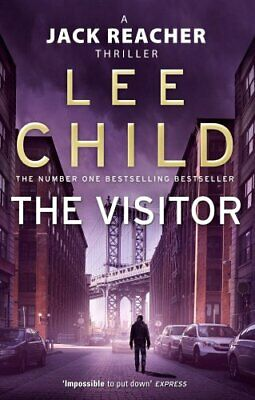 The Visitor: (Jack Reacher 4) By Child, Lee Paperback Book The Cheap Fast Free • 3.29£