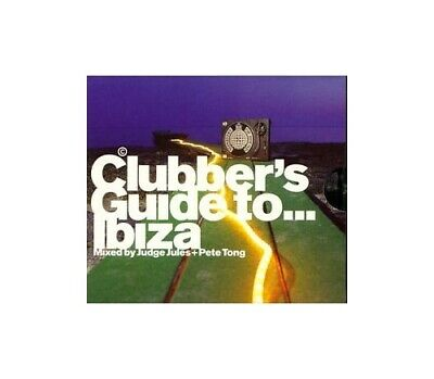 Various Artists - Clubber's Guide To...Ibiza - Jule... - Various Artists CD ITVG • 3.49£