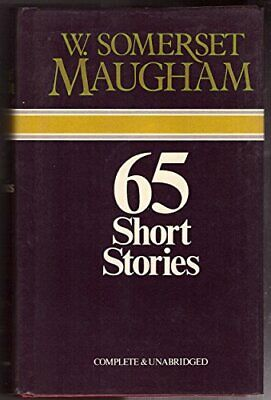 £8.99 • Buy 65 Short Stories By Maugham, W. Somerset Hardback Book The Cheap Fast Free Post