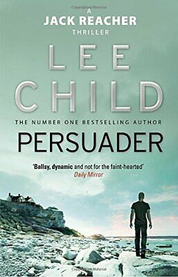 Persuader: (Jack Reacher 7) By Child, Lee Paperback Book The Cheap Fast Free • 3.99£