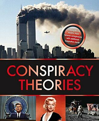 Conspiracy Theories (History Makers) By Igloo Books Ltd Book The Cheap Fast Free • 4.49£