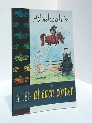 £7.49 • Buy A Leg At Each Corner By Thelwell Paperback Book The Cheap Fast Free Post