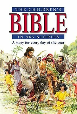 The Children's Bible In 365 Stories By Mary Batchelor Paperback Book The Cheap • 4.99£
