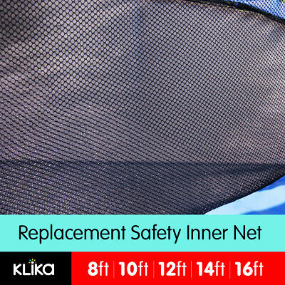 AU69 • Buy REPLACEMENT TRAMPOLINE SAFETY INNER NET OUTDOOR 8ft 10ft 12ft 14ft 16ft