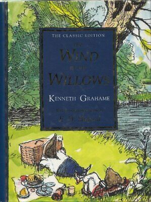 £5.49 • Buy Wind In The Willows Deluxe (Co-Ed By Unnamed Hardback Book The Cheap Fast Free
