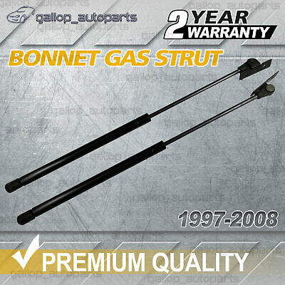 AU14.90 • Buy 2x For Holden Gas Stay Bonnet Struts VT VU VY VZ 1997-2008 Commodore Berlina HSV