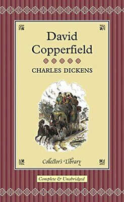 David Copperfield (Collector's Library) By Dickens, Charles Hardback Book The • 17.99£