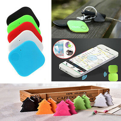 Smart Tag Finder Bluetooth Tracer Pet GPS Locator Alarm Wallet Key TrackerS • 2.84£
