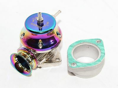 $41.80 • Buy Rainbow 2.5  Flange Mount Adjustable Type Rs Blow Off Valve Bov Turbo Charge