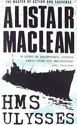 HMS Ulysses By Maclean  Alistair Book The Cheap Fast Free Post • 5.49£