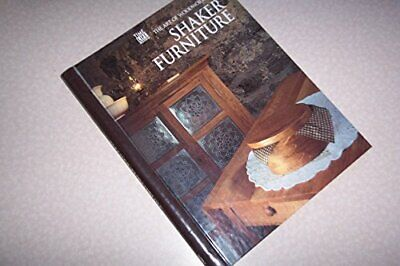 Shaker Furniture (The Art Of Woodworking) By Time-Life Books Spiral Bound Book • 3.99£