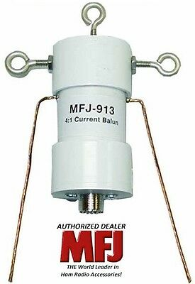 $44.50 • Buy MFJ 913 - 4:1 Current Balun, 300 Watts,10-160 Meters, FULLY ASSEMBLED NOT A KIT