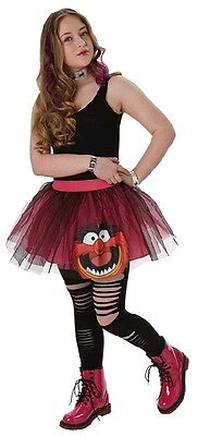 Ladies Teen Disney The Muppets Animal Tutu Fancy Dress Costume Outfit Kit • 16.99£