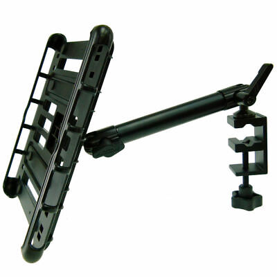 AU85.60 • Buy 7.9-12.9 Tablet Mount For Desk Bench Counter Treadmill Cross Trainer Music Stand