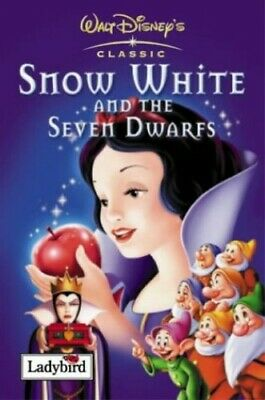 Snow White And The Seven Dwarfs (Ladybird Disney Classics) By Ladybird Book The • 3.99£