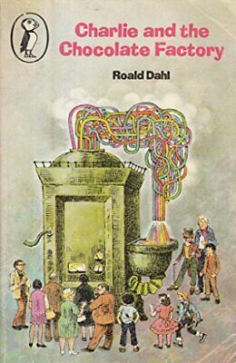 £3.59 • Buy Charlie And The Chocolate Factory By Dahl, Roald Paperback Book The Cheap Fast