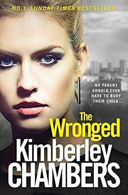 The Wronged By Chambers, Kimberley Book The Cheap Fast Free Post • 3.29£