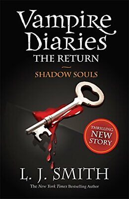 £3.59 • Buy The Vampire Diaries: Shadow Souls: Book 6: 2/3 By L J Smith Paperback Book The