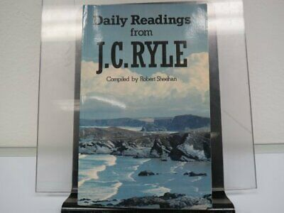 £4.17 • Buy Daily Readings From J.C.Ryle: V. 1 By Sheehan, Robert Paperback Book The Cheap